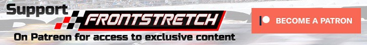 Support Frontstretch on Patreon