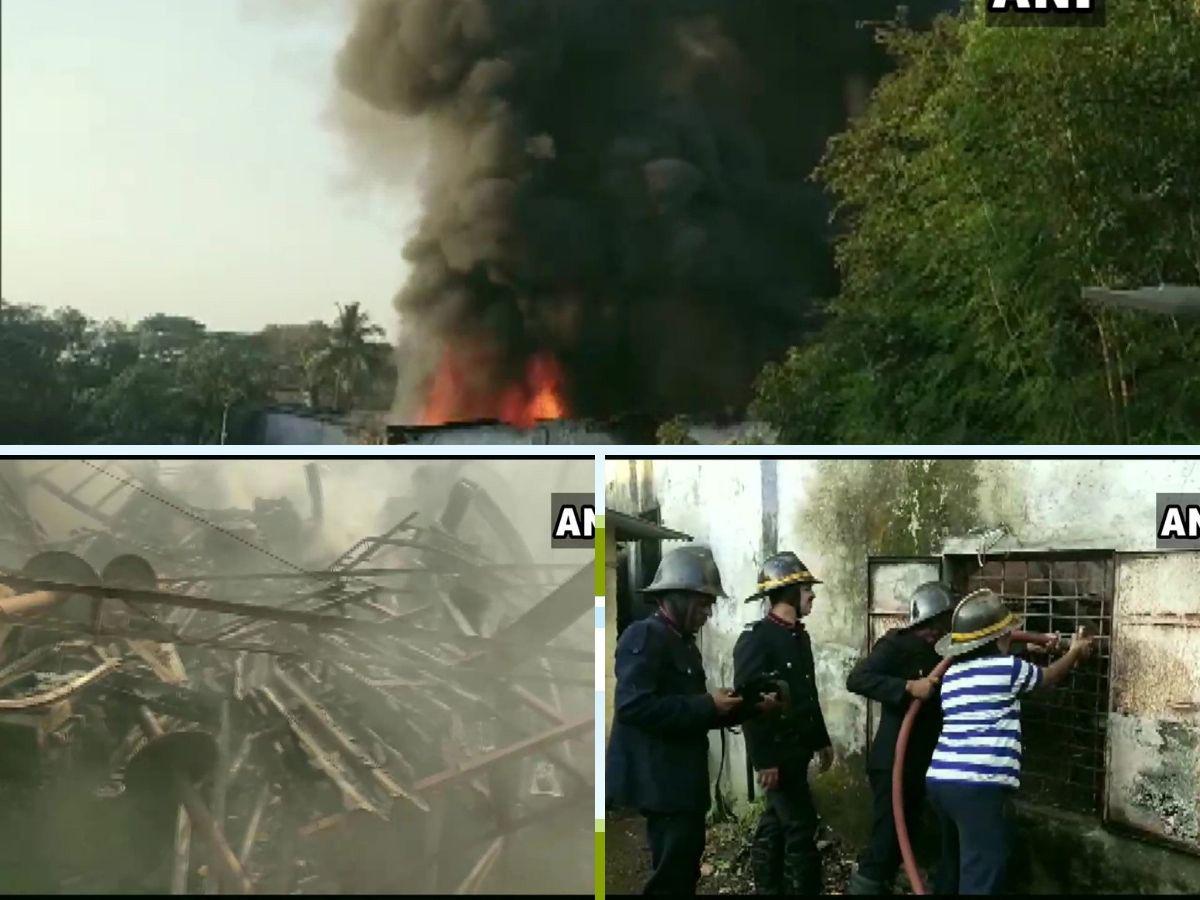 BHiwandi fire