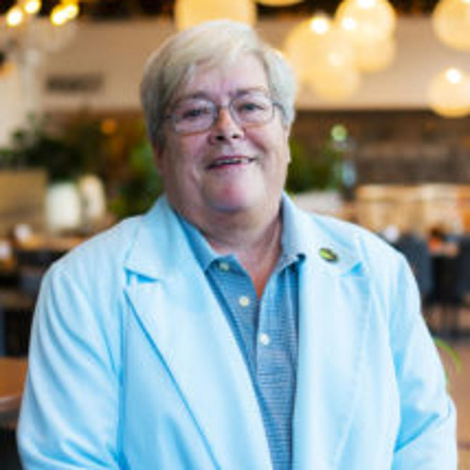 Kathy Metcalf, President and CEO of Wista International
