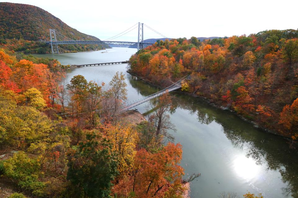 The Hudson River in New York State could be transformed with a new green marine highway.