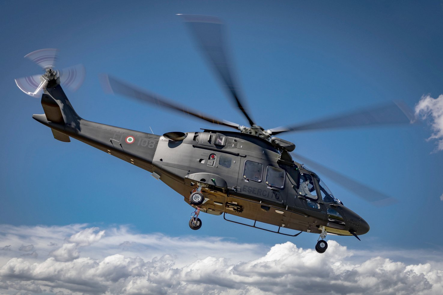 With Austria recently selecting the Italian-built AW169M, both nations are now looking to co-operate on future helicopter procurements through an LOI signed on 12 November. (Bundesheer Fotos)