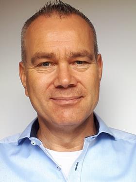 Image shows Umicore's Dirk Rickert