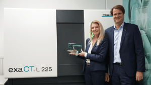 Wenzel Applauded for Completely Automating Entire CT Process Workflow