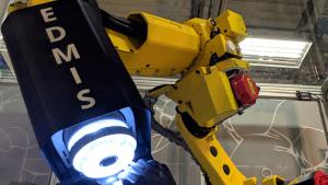 Sensor Agnostic Robotic Inspection Cell Launched