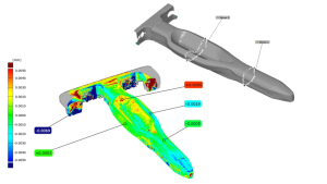 Optical 3D Measurement of Pin Geometry – New Trend in Press-Fit Technology