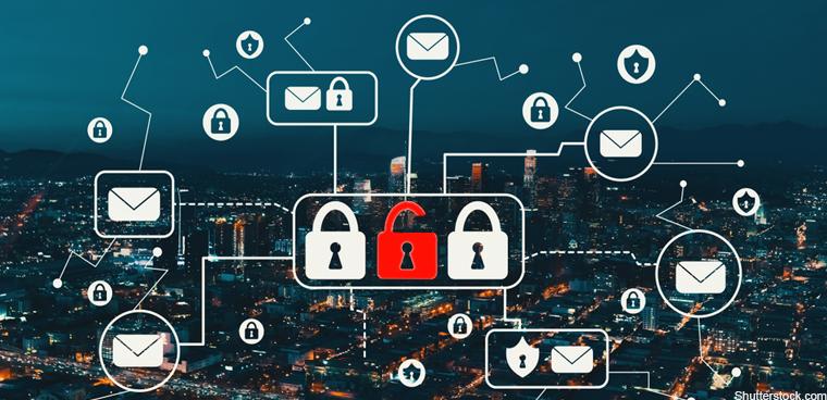 cybersecurity in cities (shutterstock.com)