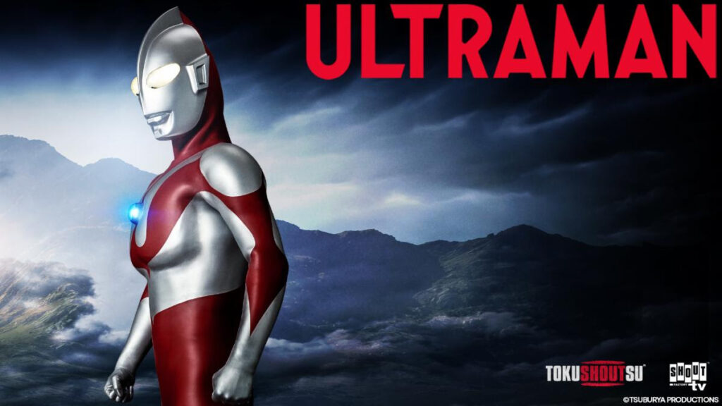 unnamed 56 1024x576 - Extensive ULTRAMAN Library Now Streaming on Shout! Factory TV Platforms