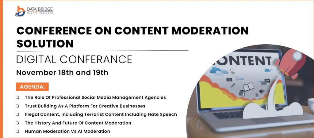 Content Moderation Conference