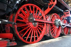 Free Images : railway, car, wheel, rail, train, red, vehicle, rim, loco,  steam engine, steam locomotive, auto part, aircraft engine, automotive  engine part 3504x2336 - - 1378576 - Free stock photos - PxHere
