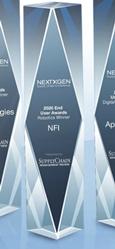 Picture of NFI's 2020 NextGen award
