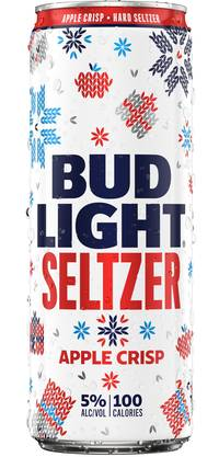 Bud Light Seltzer Apple Crisp