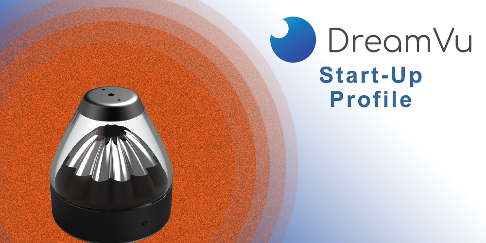 Start-up Profile – DreamVu – Novel 360° 3D Vision System Enables VR, Localization, Mapping, Object Tracking, More