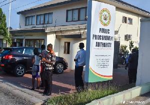 Public Procurement Authority
