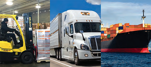 Peoples Services-owned Total Distribution recently acquired assets of Ohio-based Kandel Storage