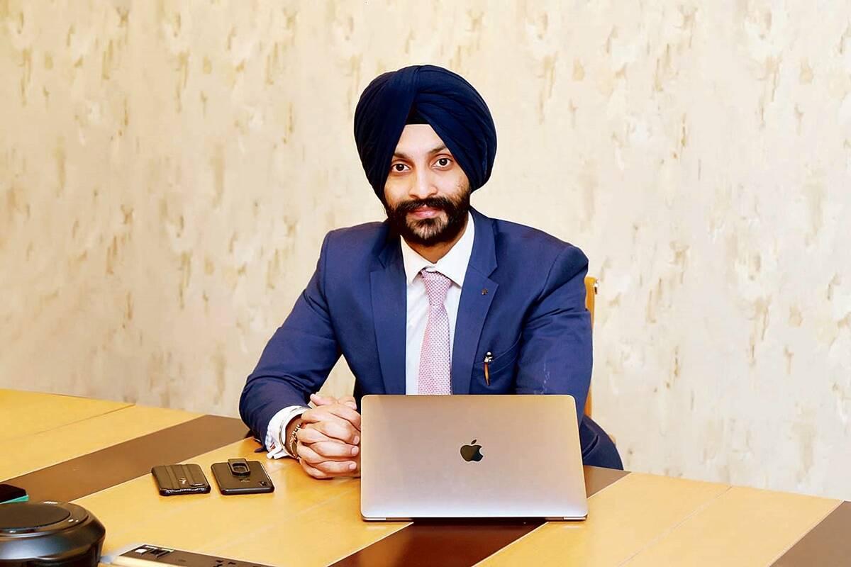 Ishpreet Singh Gandhi, Founder & Managing Partner, Stride Ventures