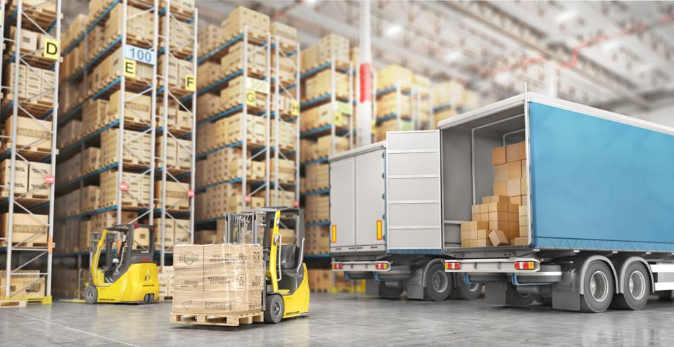 Flock Freight raised $113.5 million through a funding round led by SoftBank Group's Vision Fund 2.