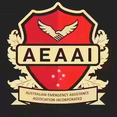 Australian Emergency Assistance Association Incorporated (AEAAI) logo
