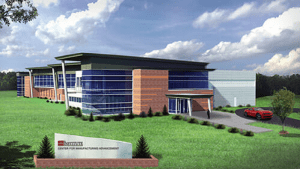IALR To Build $25.5M Center for Manufacturing Advancement