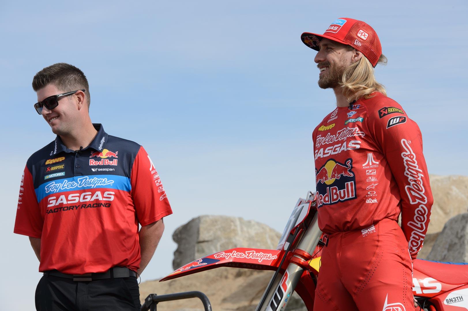 2021 GasGas Factory Racing Teams First Look: