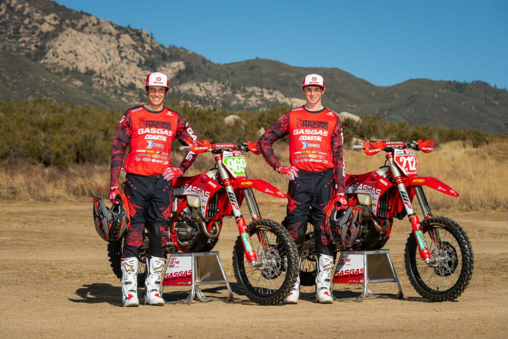 GasGas Off-Road Team