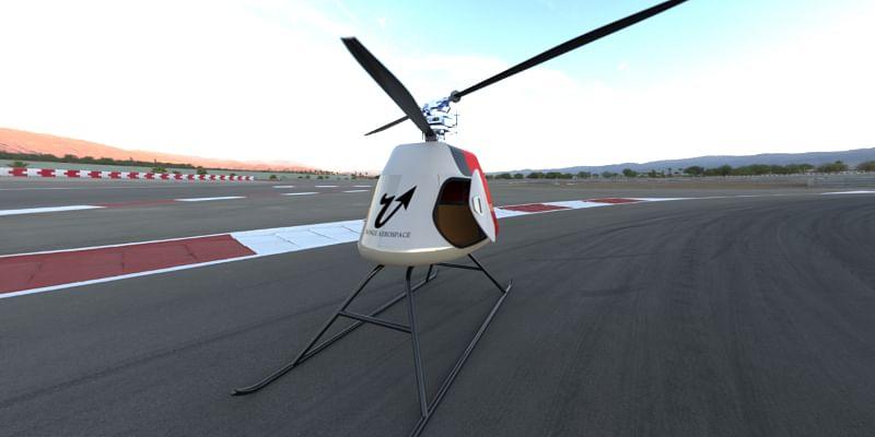 RangeAero Helicopter