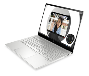 HP Enhanced Lighting on the HP ENVY 14