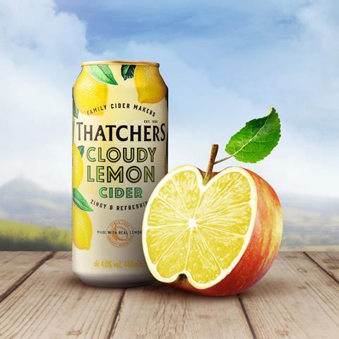 Thatchers_Cloudy Lemon Cider