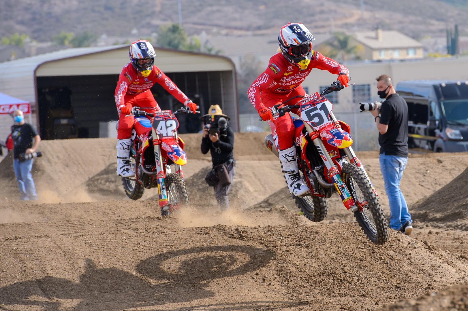 2021 GasGas Factory Racing Teams First Look: Supercross and Motocross