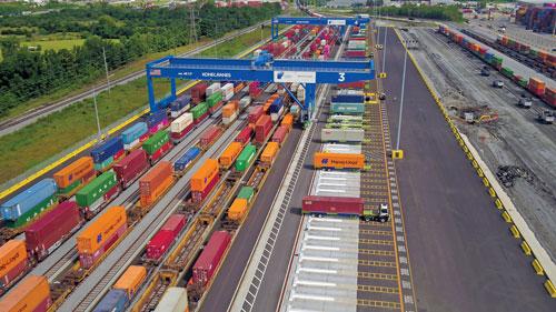 logistics supply chains