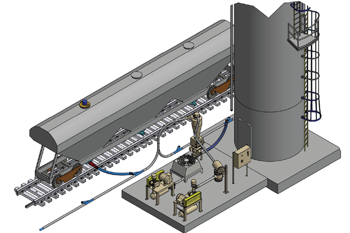 Conair Adds High-Volume Conveying Technology
