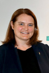Dr Cathy Wilkinson, who recently resigned as chief executive of the EPA.