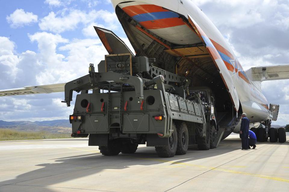 S-400, Russia, Turkey, Ankara, missile