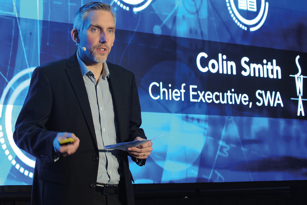 Colin Smith SWA