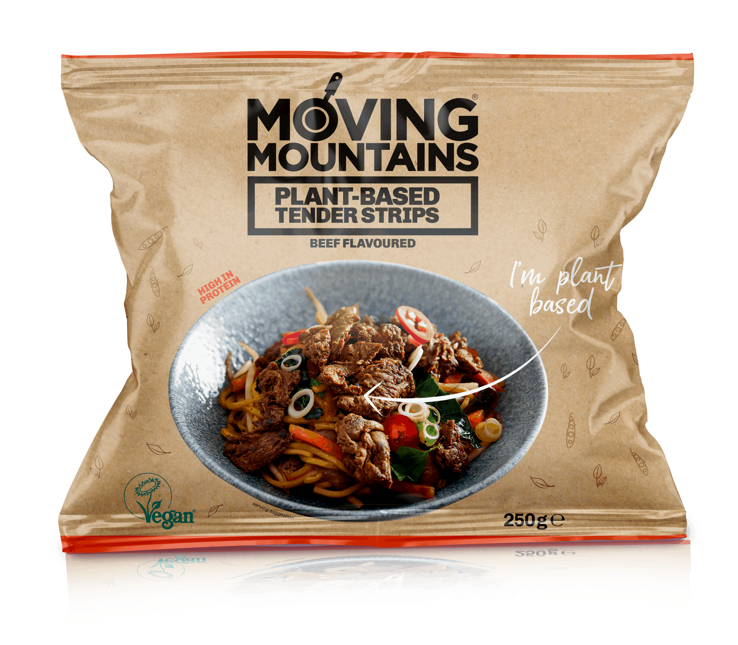 Moving Mountains beef strips