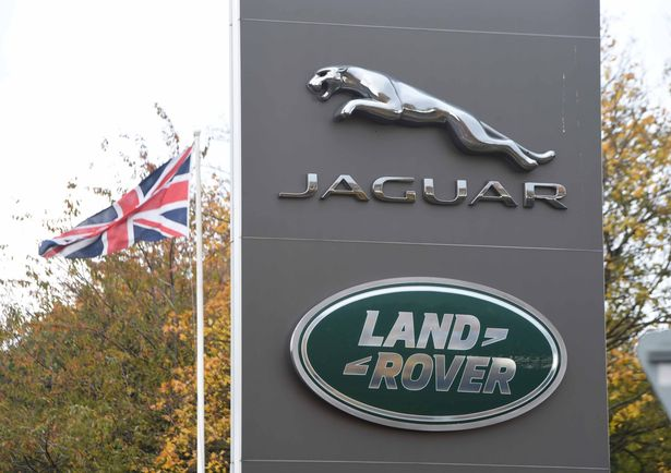 Jaguar Land Rover in Lode Lane