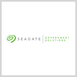 Seagate Gov't Arm Kicks off Supply Chain Assurance Project With NIST's NCCoE; Mike Moritzkat Quoted