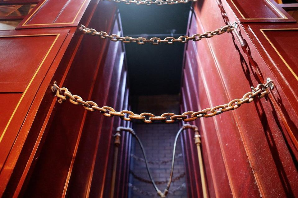 Secure Containers