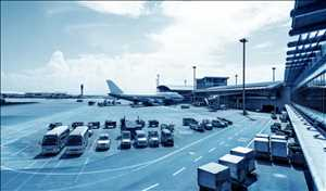 Airport Supply Chain Market