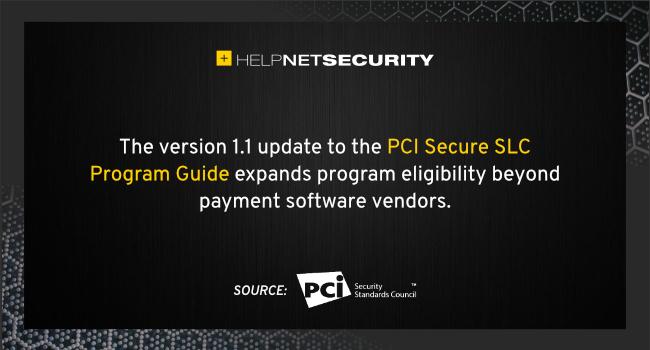 PCI SLC 1.1