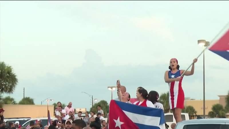 Local Cuba Protests