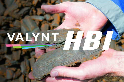 VALYNT HBI (Hot Briquetted Iron)